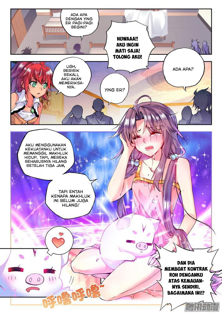 Baca Manga Shen Yin Wang Zuo Chapter 98 Komik Station