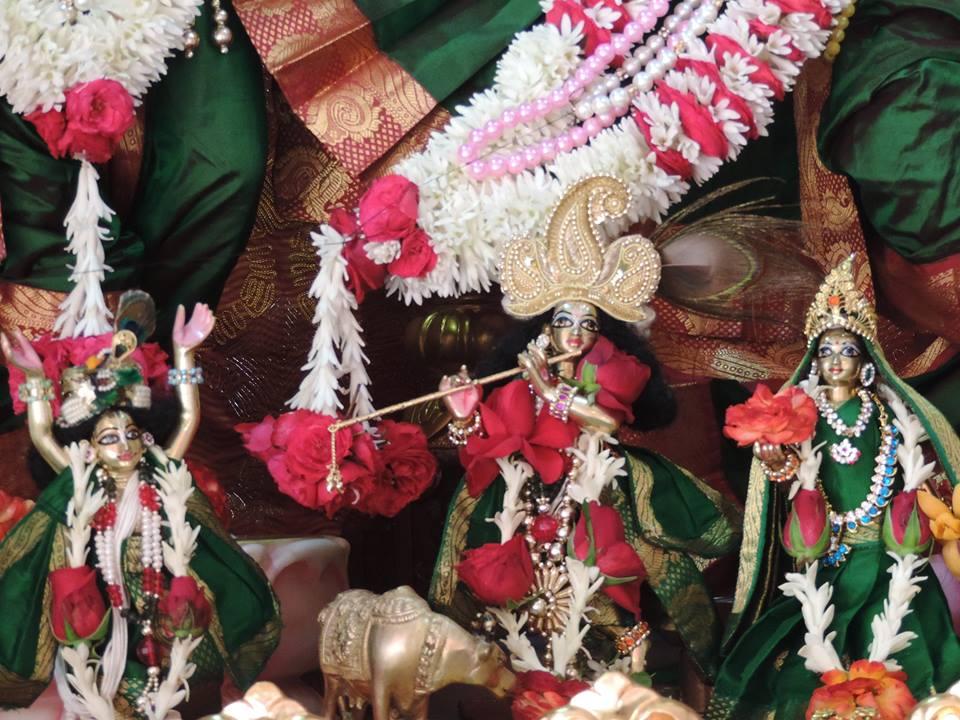 ISKCON Bangalore Deity Darshan 23 Dec 2015 (5)