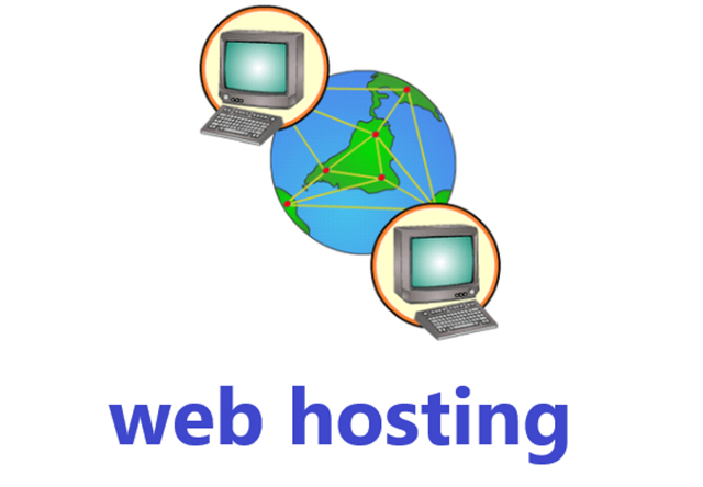 ilustrasi web hosting