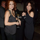 WWW.ENTSIMAGES.COM -  Aliona Muchinskaya and Adele Bloom   at    Lana Holloway - birthday party at Avista Bar, The Millennium Hotel Mayfair, London December 16th 2013                                                   Photo Mobis Photos/OIC 0203 174 1069