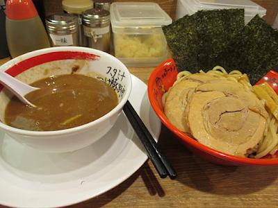 特製煮干しつけ麺