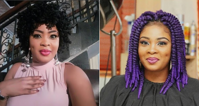 Lady Call Out Actress Bidemi Kosoko For Sleeping With Her Husband