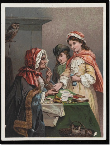 The_Gypsy_Fortune_Teller_Wellcome_L0041335