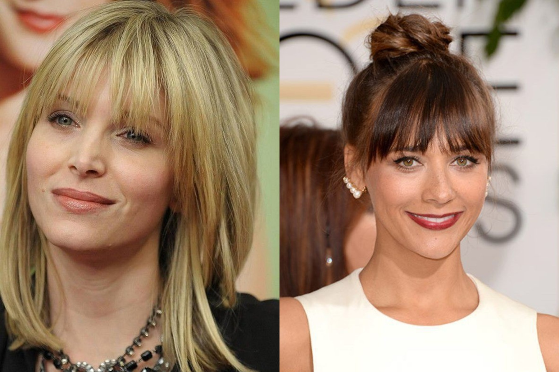 Latest Ragged Bangs 2018 For Women's Hairstyles 5