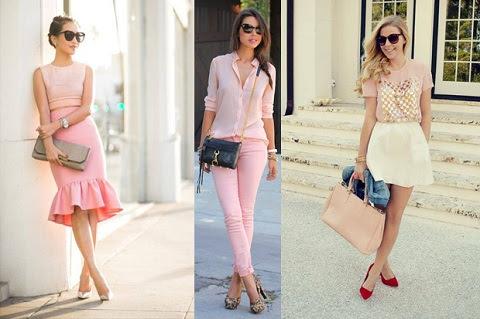 Moda rosa quartzo