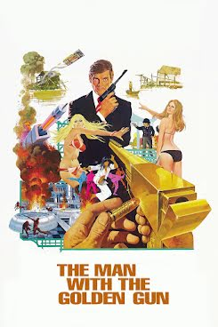 El hombre de la pistola de oro - The Man With the Golden Gun (1974)