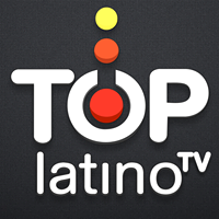 Logo TOP Latino TV