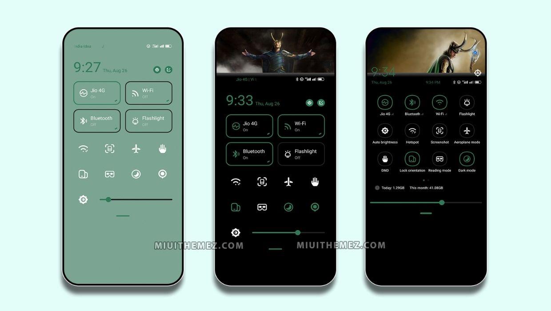 Loki V12.5 MIUI Theme
