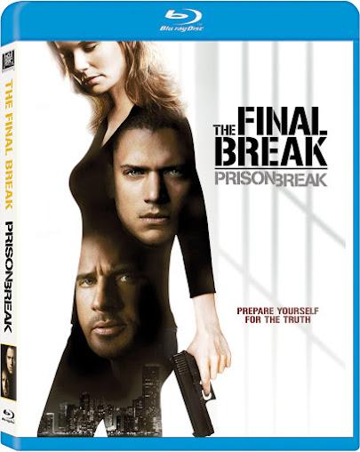 Prison Break: The Final Break [BD25]