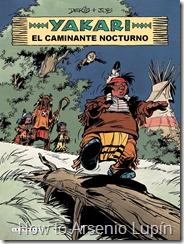 Yakari 30 - El Caminante Nocturno (By Alí Kates)