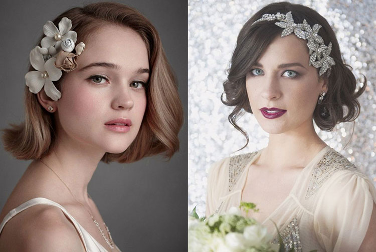 Wedding Hairstyle Summer 2018 For Women's And Teens 3
