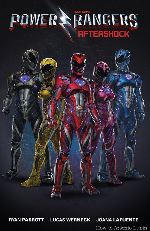 [MT] Power Rangers - Aftershock 000-000