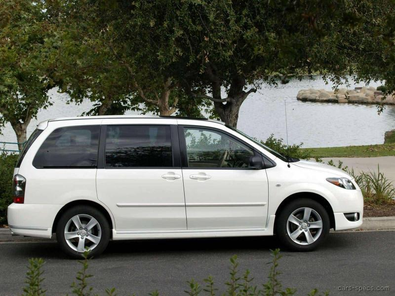 2002 mazda mpv minivan specifications pictures prices. Black Bedroom Furniture Sets. Home Design Ideas