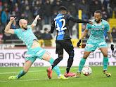 """Charleroi bracht Club Brugge in de problemen: """"Fier op wedstrijd tegen beste ploeg van het moment"""""""