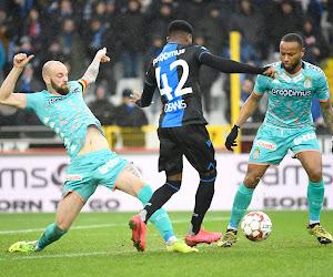 """Et pourtant Charleroi a mis Bruges en difficulté : """"De l'envie et du caractère"""""""