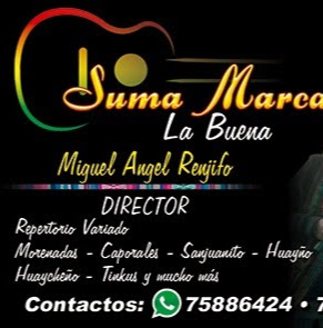 miguel angel renjifo poma Autor de busco guitarrista y charanguista