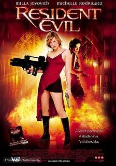 Vùng Đất Quỷ Dữ - Resident Evil (2002)