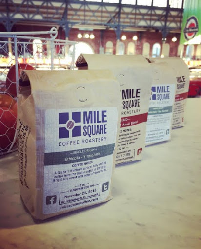 Mile Square Coffee Roastery, Indianapolis. From Midwest Travel Experts On 50 Best Coffee Roasters You Need to Know