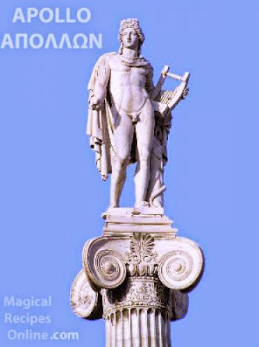 Who This God Apollo The God Of Light And Arts