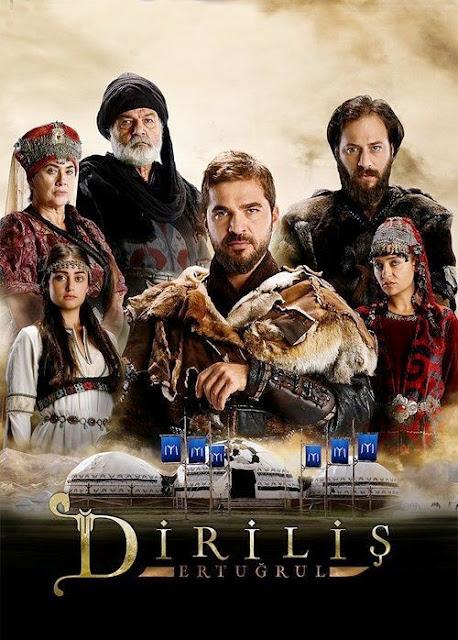 Diriliş: Ertuğrul sau Putere și glorie, serial turcesc pe Netflix, recenzie