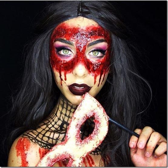 22 halloween maquillajes idisfraz (1)