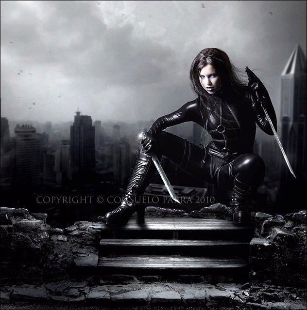 Dark Magic Warrior, Night Magic