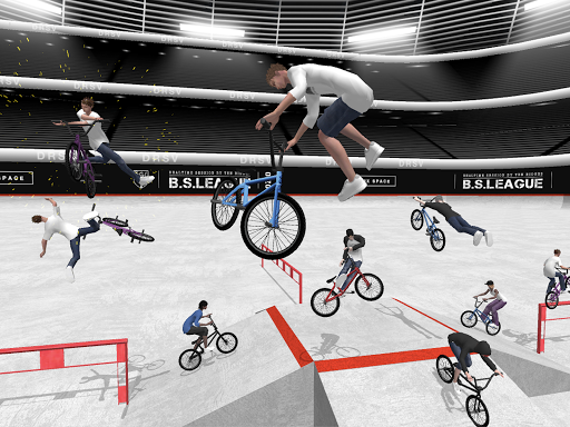 BMX Space screenshots 13