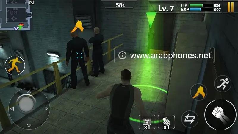 لعبة الهروب من السجن Prison Escape مهكرة