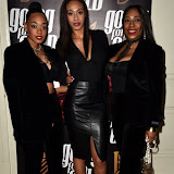 OIC - ENTSIMAGES.COM - Imani Evans - Daughter, Rachel Christie and Sue Evans - Mum at the  Going for Gold magazine launch party in London 19th January 2015 Photo Mobis Photos/OIC 0203 174 1069