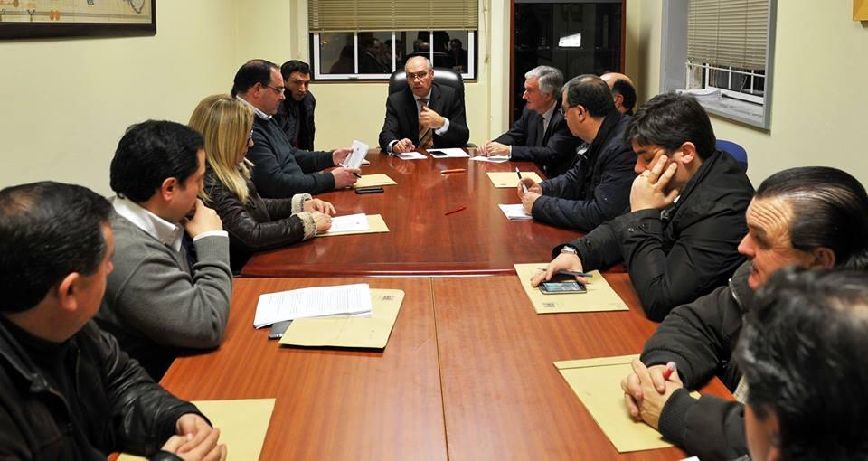 Autarquia mantém apoio de 400 mil euros às juntas de freguesia