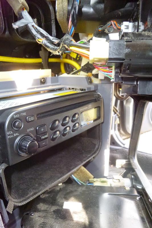 Sonata Center Console And Fascia Removal Hyundai Forums