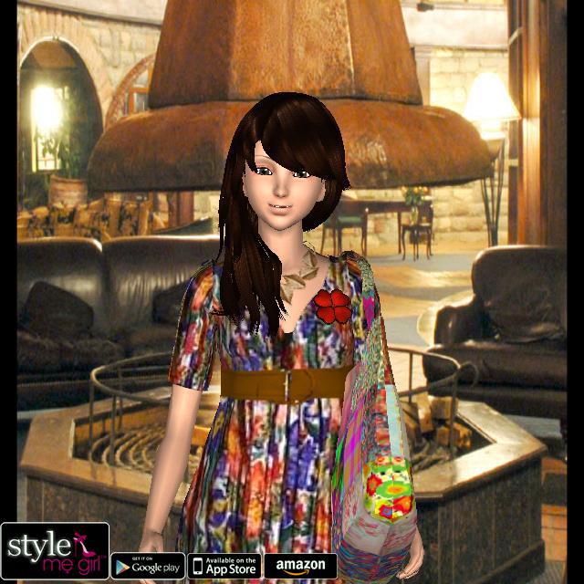 Style Me Girl Level 6 - Boho - Rachel