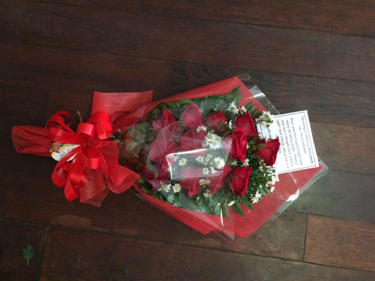 Rosa Flowers Bali: Last Minutes Present