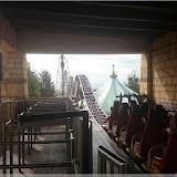 Linear-Achterbahn Cobra