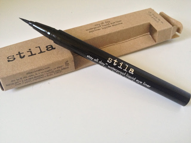 Stila Stay All Day Waterproof Liquid Eye Liner Review