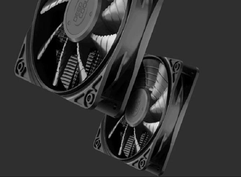 Quạt CPU Deepcool Gammaxx GTE V2 Black | Độ ồn hoạt động thấp