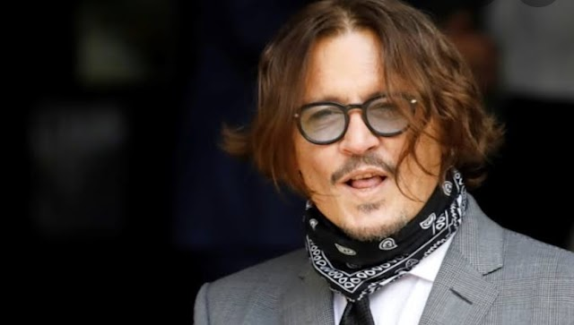 Após demissão e processo, Johnny Depp encontra alternativa