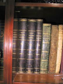 En la librería.