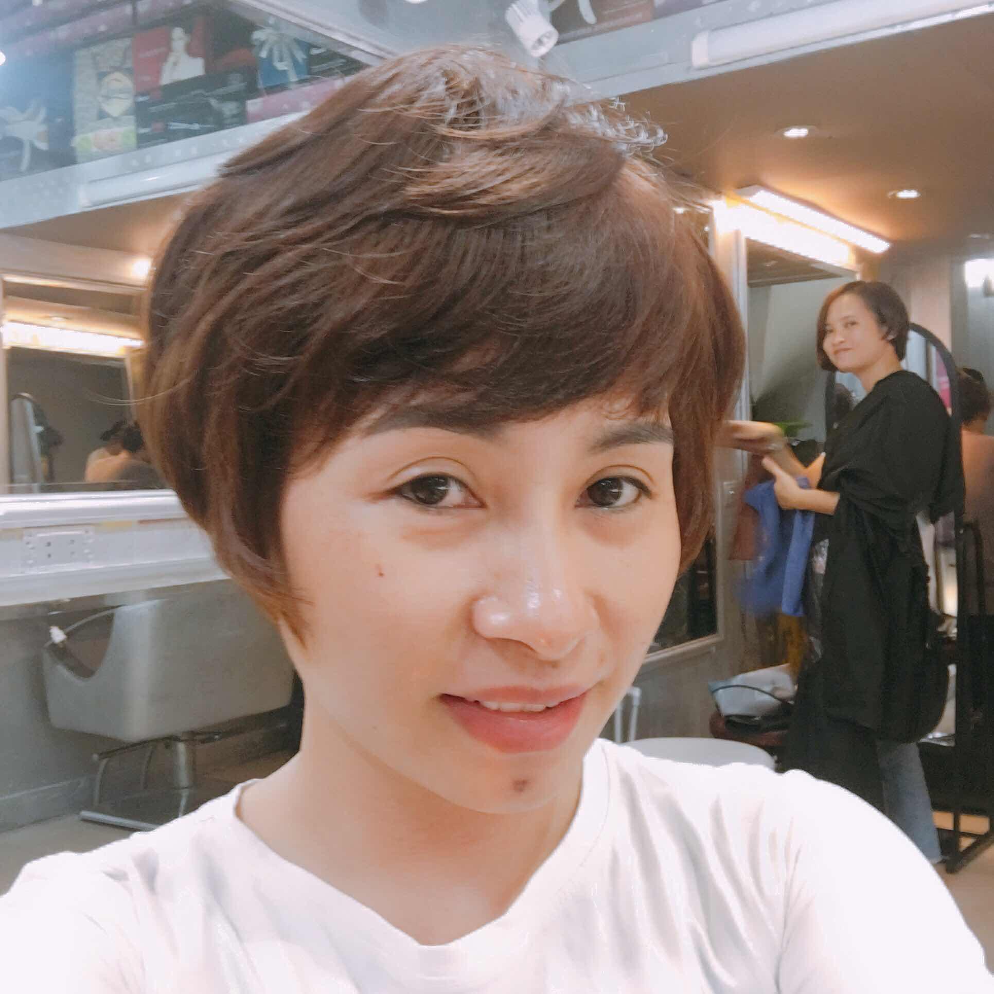 Tiệm tóc ngắn được nhiều khách khen cắt Tomboy đẹp nhất Hà Nội