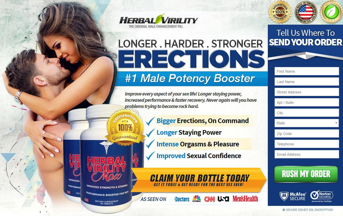 herbal virility max