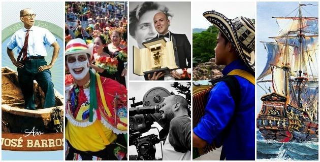 Cinco hechos culturales que marcaron a Colombia en 2015