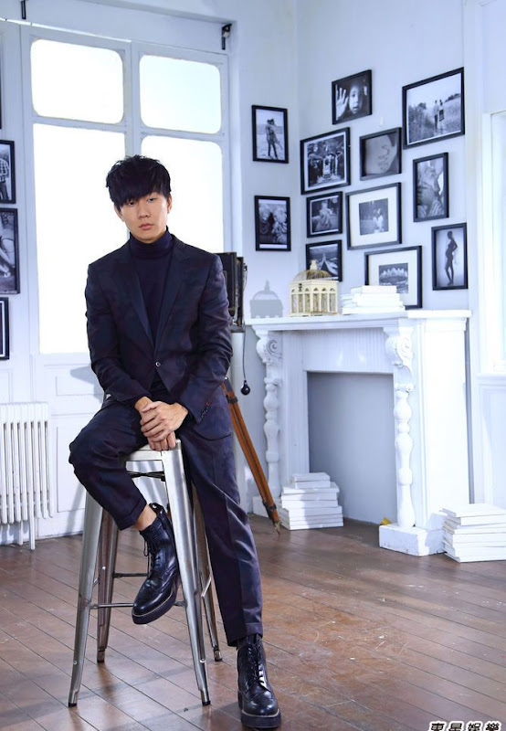JJ Lin / Lin Junjie Singapore Actor