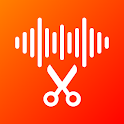 Music Editor: Ringtone maker & MP3 song cutter icon