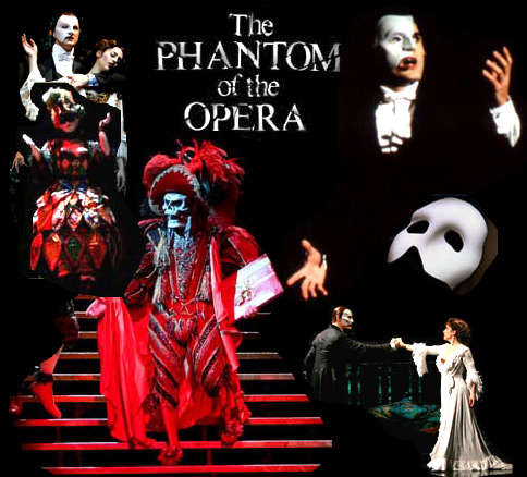 Phantom of the Opera - Magical Lasso Lyrics