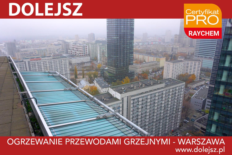 Systemy przeciwoblodzeniowe montaż Warszawa