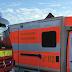 Schwerer Verkehrsunfall auf der Landstraße 19 Höhe Sasserath