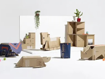 3 DIY Craft Ideas For Your Pets Using Upcycled Boxes
