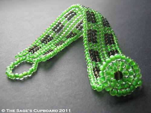 Neon Cuff Bracelet