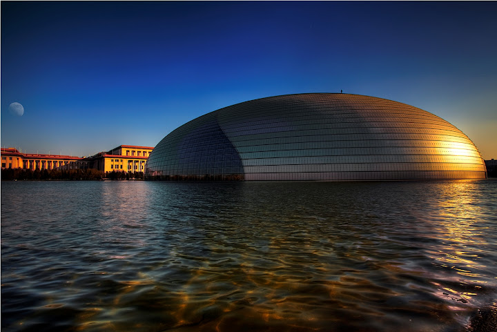 The CSYO will perform in Beijing at the National Center for the Performing Arts.