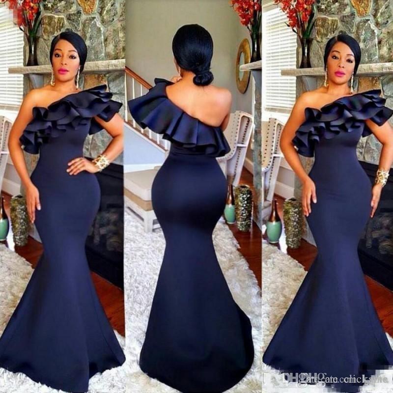 THE BEST RUFFLE DRESS DESIGNS SOUTH AFRICAN WOMEN LOVE TO WEAR 4